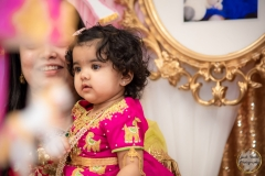 aadhya first birthday closeup photo bay area yash doshi photographer