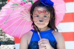 birthday girl with umbrella ariha araha bay area yash doshi photographer