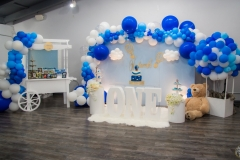 uluvacharu sunnyvale best first birthday party decorations bay area yash doshi photographer