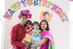 Family Picture Birthday Party Shoot Yash Doshi Photography