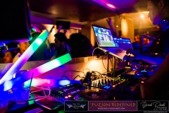 Fuzion redefined bollywood meets EDM Cosmo lounge San Francisco music system lights