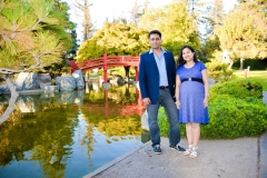 Abhijeet Komal Maternity shoot Friendship garden San Jose Yash Doshi Photography